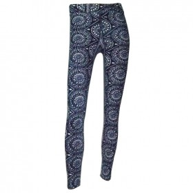 Leggings Azul Estampado...