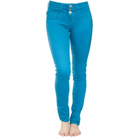 Pantalón Azul Rey Para...