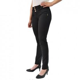 Pantalón Negro Para Mujer...