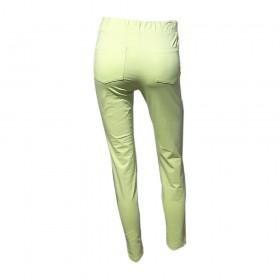 Pantalón verde en Drill...