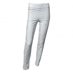 Pantalón blanco en Drill...