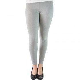 Leggings básico grueso gris...